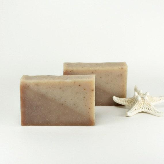 Coconut Vanilla Bean Soap Vegan Soap Phthalate Free Soap Limited Edition