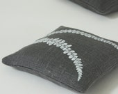 gray fern sachets