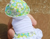BEACH GIRL Sun Hat