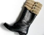 Warm Boot Cuffs