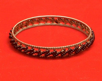 Vintage Handbeaded bracelet