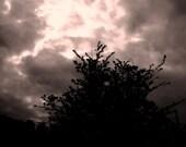 Stormy Cromford Sky - September 2009