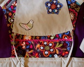 Birds Of Norway - JoonToons Baby Mei Tai  - XL Straps