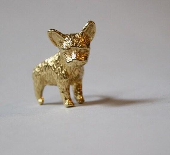 Rabid Fox Perfect Pooch Ring