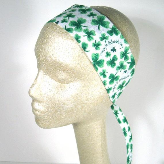 Happy St. Patrick's Day Headband