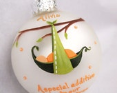 New Addition Baby Ornament - gender neutral