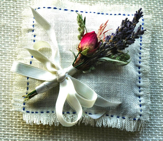 Custom Listing for Suzie 15 Custom Rose and Lavender Boutonnieres