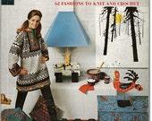 McCalls Needlework and Crafts Fall Winter 1967-1968 vintage magazine