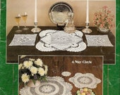 Doilies in all shapes and sizes Patterns