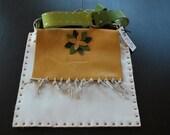 Leather iPad / Messenger Bag