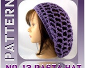 PATTERN for the No.13 Rasta Hat