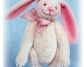 Buttercream Bunny - Miniature Bunny Kit - Pattern - by Emily Farmer