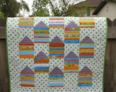 House Baby Quilt