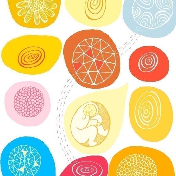 Sugardrop Baby - Limited Edition Print