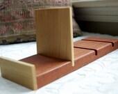 Wood iPad Stand