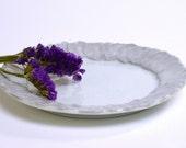"6"" Appetizer Plates (Set of 4)  MADE TO ORDER- dinnerware/serveware"