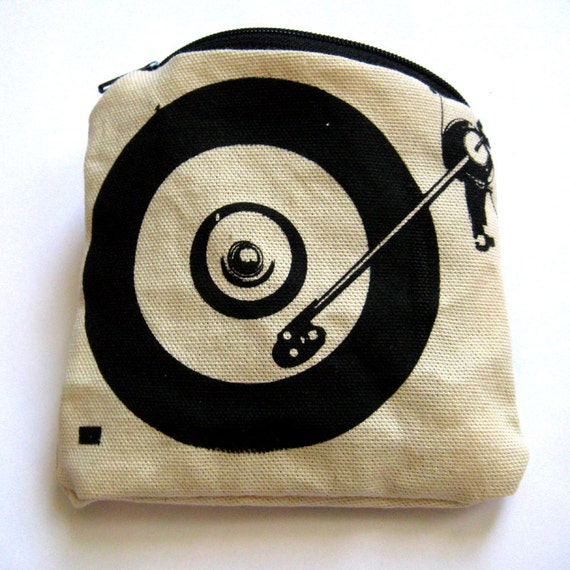 Turntable Pouch