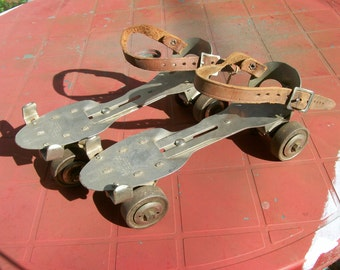 Roller Skates - Union Hardware Company - Work Great - Lot 340