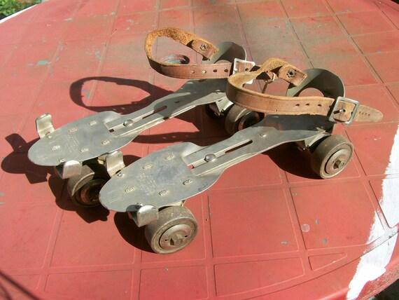 Roller Skates - Union Hardware Company - Work Great - Lot 340