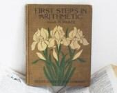 1901 - First Steps in Arithmetic - Ella M Pierce