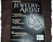 Jewelry Artist Magazine January 2008