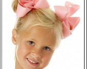 How to Make Classic Hair Bows ... Boutique Instructions Guide Pattern ......Receive Today