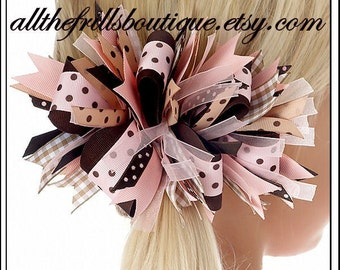 how to make pull bows instructions