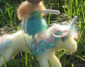 Reserved for modistgoddess Custom Unicorn and Lil Pixie Combo