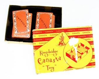 Kingsbridge Canasta Double Deck Card Game