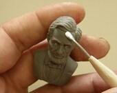 Tiny rounded Spatula sculpting tool