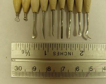 UNIQUE set of 9 sculpting tools   discount price