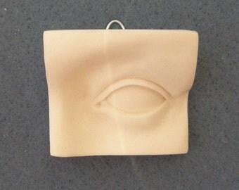 anatomical reference Eye dollmaking art supplies