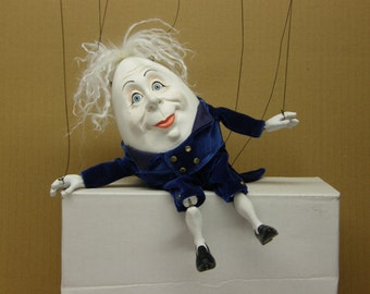 Humpty Dumpty  marionette limited edition