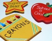 Teacher Magnet Set