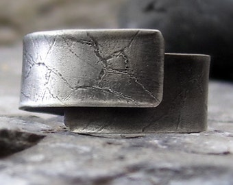 silver strap ring