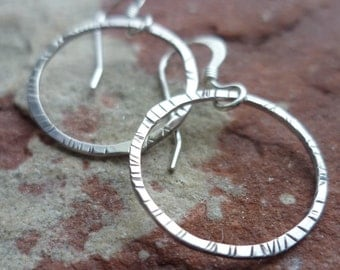 TIGER striped organic eco sterling loops