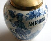 Delft Blue Holland AMPHORA