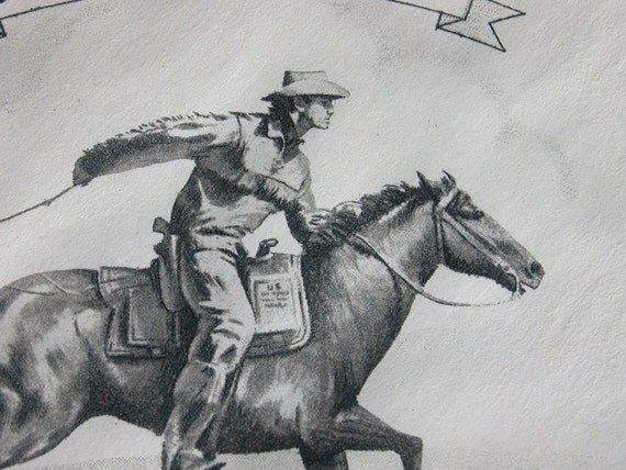 First Day Issue 100th Anniversary of the Pony Express
