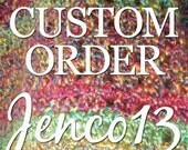 Custom order for xxohstefferz