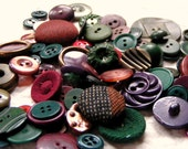 100 Buttons. Martha's Vineyard Mix