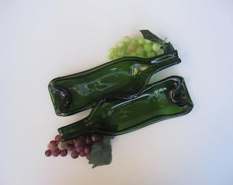 Sassy DOUBLE Wine Bottle Serving Dish