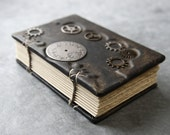 Steampunk Leather Journal