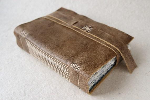 5 x 7 Rustic Artist Journal
