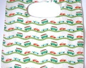 Highway Traffic Soak Proof Baby/Toddler Bib
