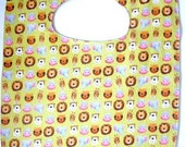 Animal Dot Soak Proof Baby/Toddler Bibs LAST ONE