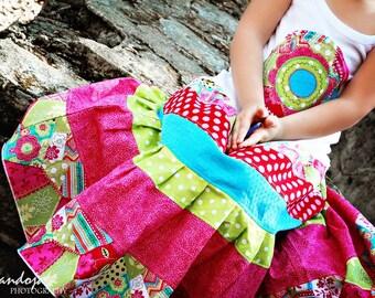 Gypsy Rose Dress and headband