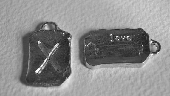 Rune / Norse / Celtic / Gallen - Love Symbol Pendant Made in USA