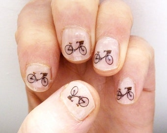 bicycle nail transfers