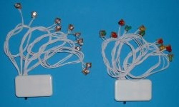 twinkling mini led lights for fabric crafts