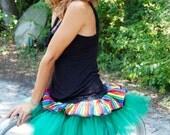 Carnival Green TuTu
